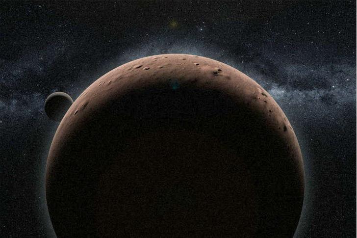 Фото №1 - Интернет-пользователи выберут имя для планеты Солнечной системы