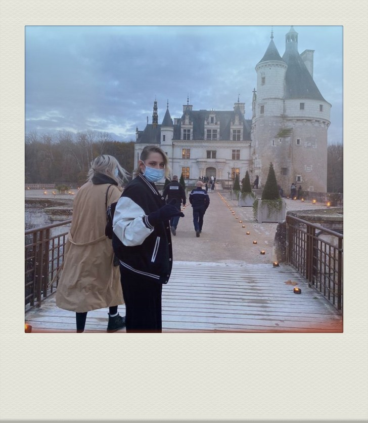 Фото №2 - Французский дневник Кристен Стюарт, который чудом попал к нам