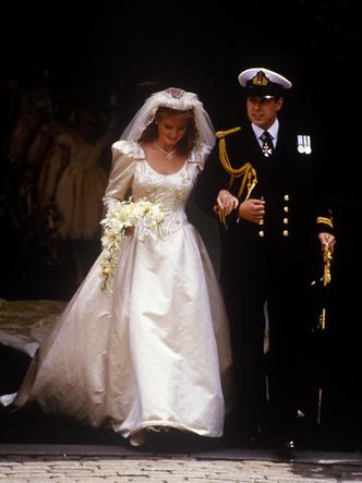 Фото №5 - Свадебный переполох: как Диана «спасла» венчание Сары Фергюсон и принца Эндрю
