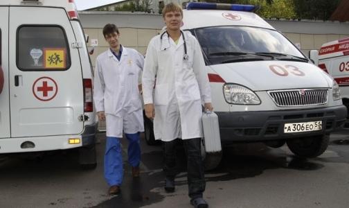 Фото №1 - Взгляд читателя «Доктора Питера» на молодых врачей из кабины «Скорой»