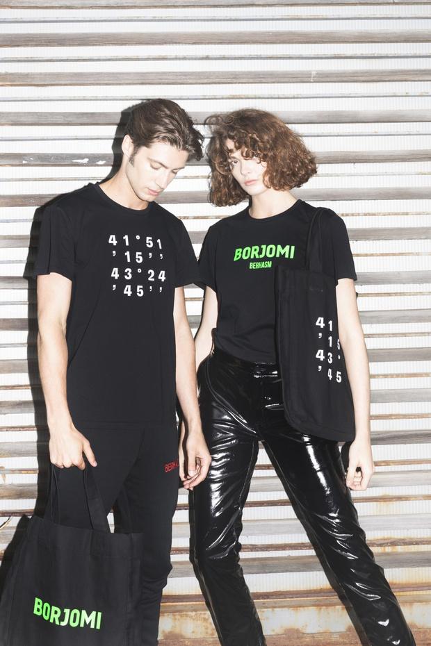Фото №1 - «Боржоми» & Berhasm представляют коллекцию одежды