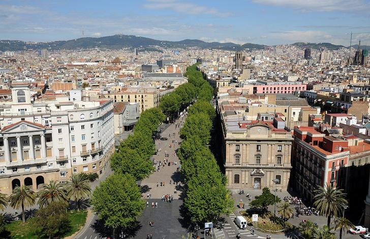 Фото №2 - 5 мест, которые стоит посетить в Барселоне