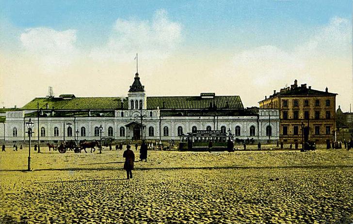 Фото №2 - Казанский вокзал