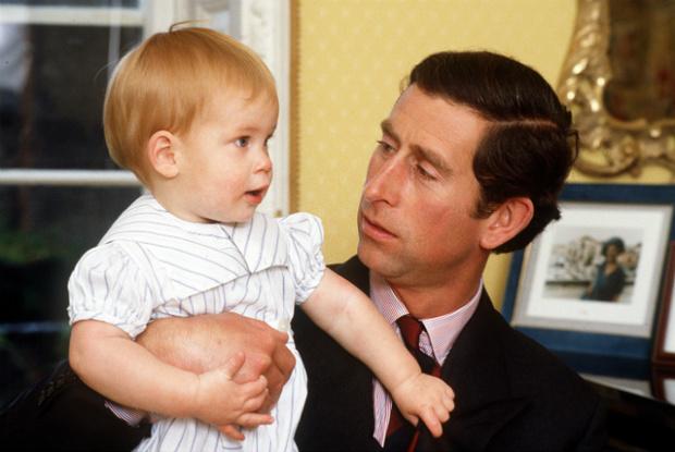 Фото №2 - Почему принцесса Диана скрывала пол Гарри во время беременности
