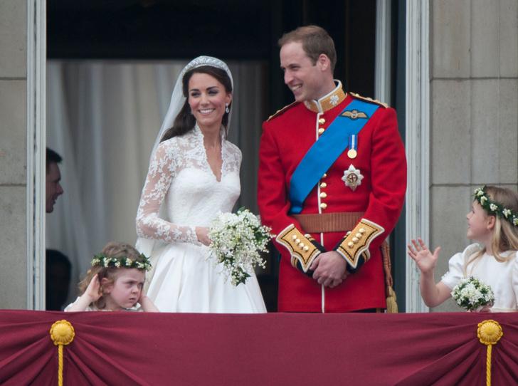 Фото №1 - 5 главных традиций королевской свадьбы в Великобритании