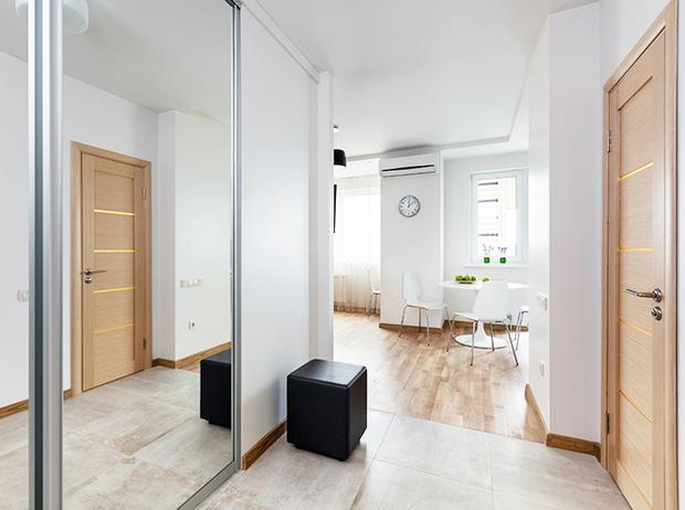 Фото №8 - Дизайн маленьких квартир: главные правила