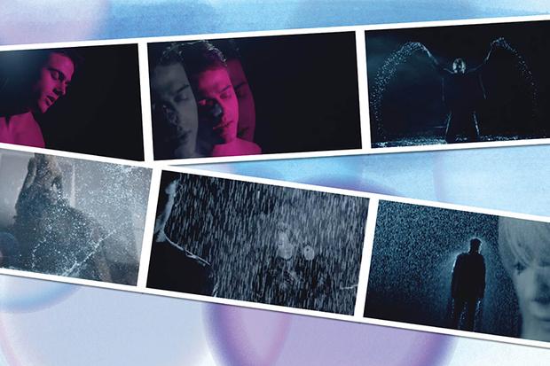 Кадр из клипа «А я пливу»