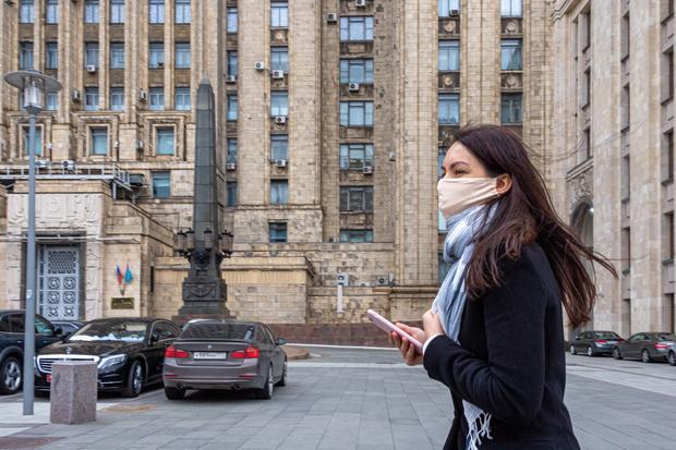 Фото №1 - Вирусолог сообщил, что пик эпидемии коронавируса в России пройден