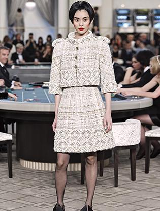 Фото №12 - Неделя Высокой моды в Париже: Chanel FW2015/16