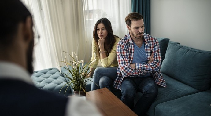 Что женщины говорят о своем партнере во время терапии