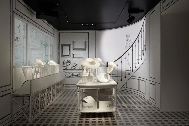 Фото №7 - Уроки истории: в Сеуле открылась выставка, посвященная Chanel