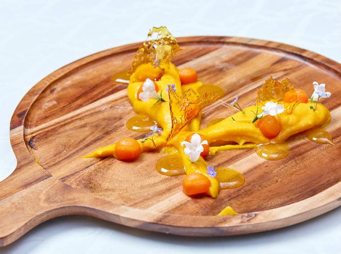 Фото №3 - Новый шеф-повар из Бордо в Le Restaurant