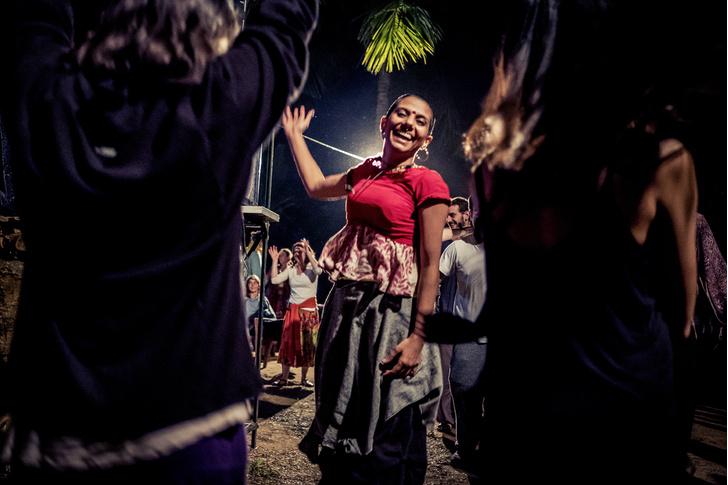 Фото №1 - Фотопроект: рассвет в джунглях