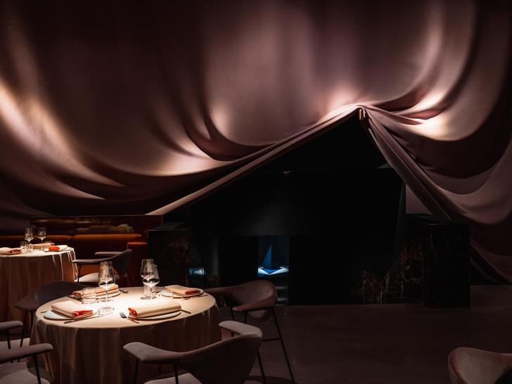 Фото №4 - Ресторан и иммерсивный гастротеатр «Красота»