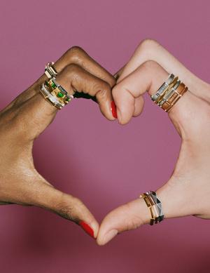 Фото №4 - Gucci показали коллекцию украшений, с помощью которых легко признаться в любви