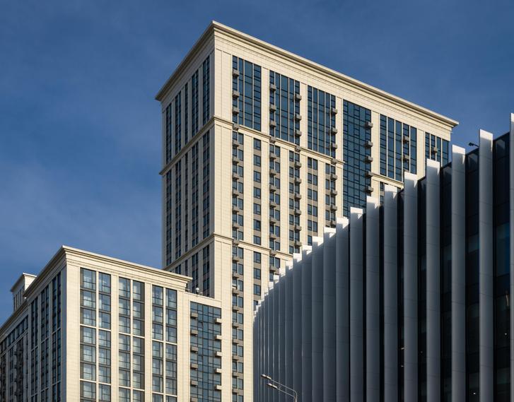 Фото №8 - Квартал апартаментов «Матч Поинт» как синоним «нового Кутузовского проспекта»