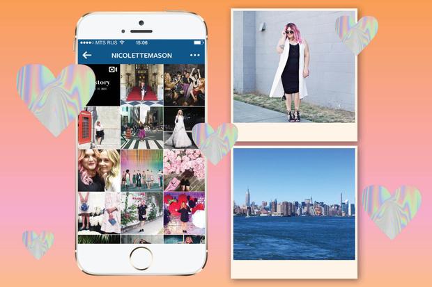 Фото №14 - Инстаграмы, на которые стоит подписаться во время Недель моды