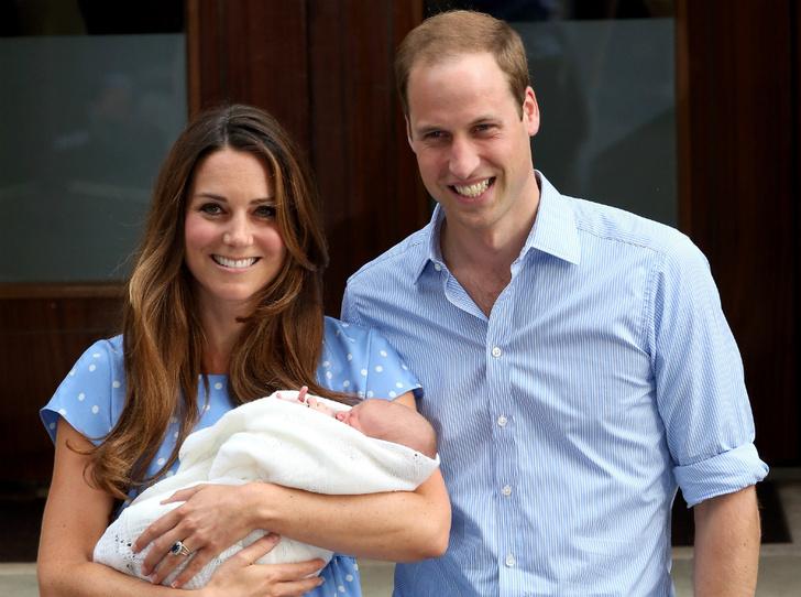 Фото №2 - Молодой папа: как принц Уильям привыкал к роли отца после рождения Джорджа