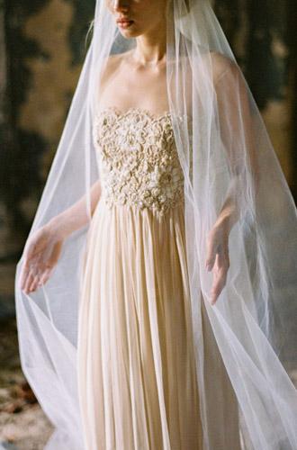 Фото №6 - А la Russe: свадебные платья от российских дизайнеров