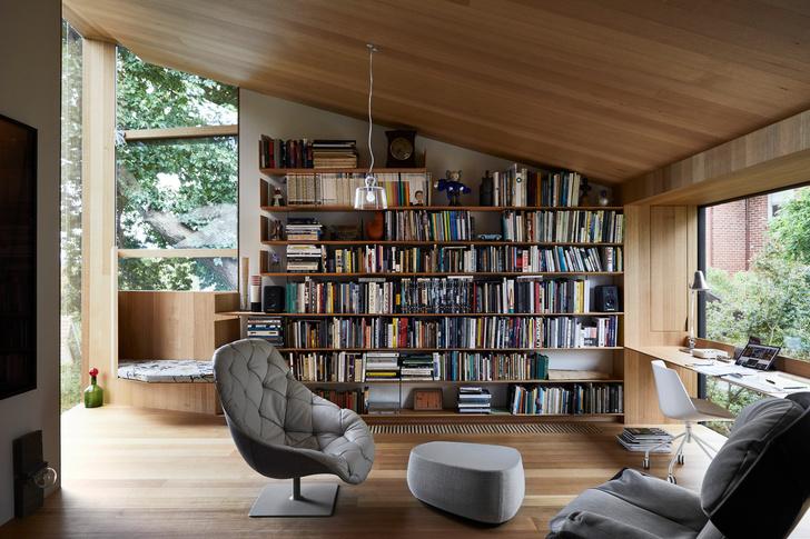 Фото №1 - Дом архитектора Джона Уордла в Мельбурне