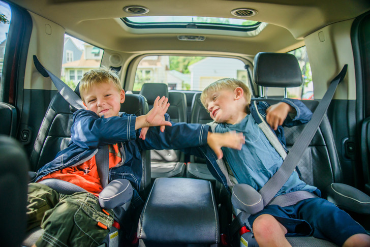 Фото №1 - Психолог: «Драки братьев и сестер— это неизбежно»