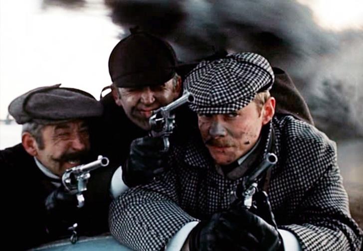 Фото №3 - 87 фактов о Шерлоке Холмсе