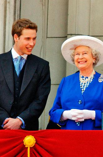 Фото №78 - Принц Уильям: история в фотографиях