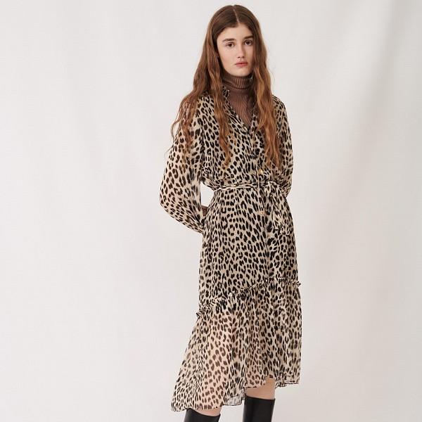 Фото №4 - Принты осени 2020: где искать вещи с леопардовым паттерном