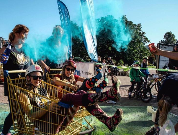 Фото №4 - Осенний марафон событий в Эстонии