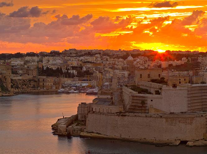 Фото №1 - 9 причин поехать на Мальту в сезон холодов