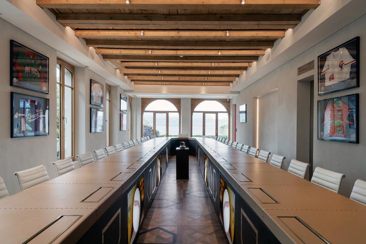 Фото №12 - Новая штаб-квартира WBSC в Лозанне
