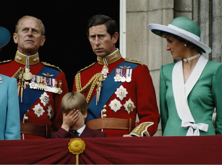Фото №4 - Письма гнева: как принц Филипп пытался морально «уничтожить» Диану
