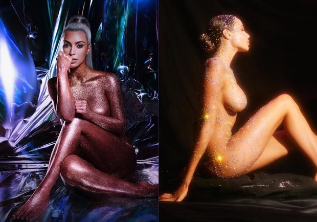 Фото №2 - «Ну, перестань»: Решетова снова уличила Ким Кардашьян в копировании своего стиля
