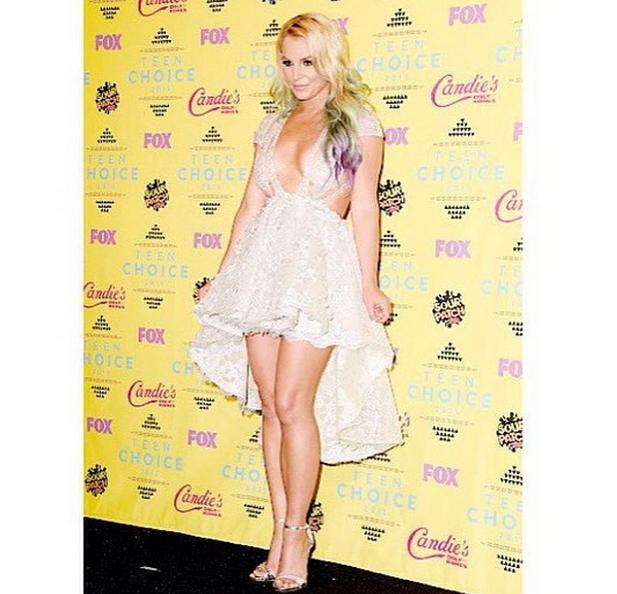 Фото №11 - Звездный Instagram: Teen Choice Awards 2015