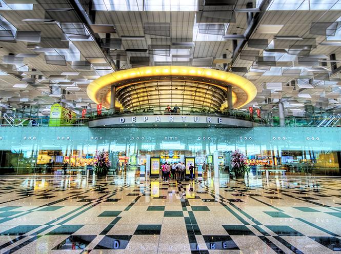 Фото №1 - Не выходя из аэропорта: 5 ботанических садов в Чанги (Сингапур)