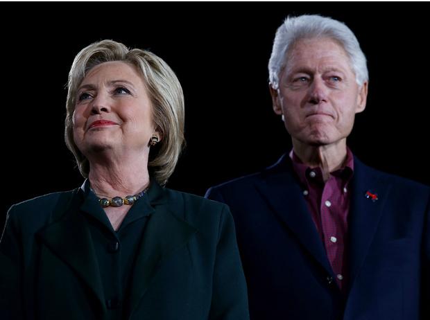 Фото №2 - «Это было ужасно»: Билл Клинтон впервые высказался о секс-скандале с Моникой Левински
