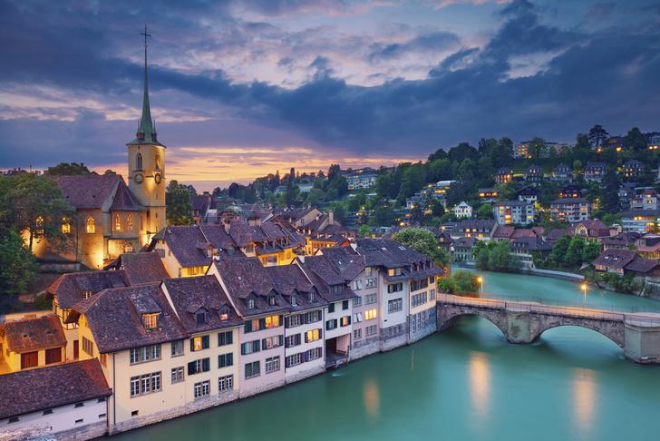 Фото №1 - Берн признан европейской столицей с самыми дорогими отелями