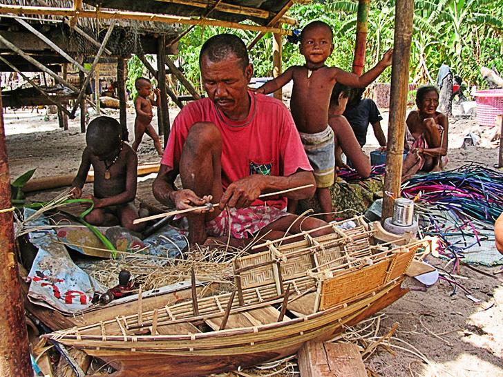 Фото №2 - Свистать всех наверх: необычные традиции Индии, Таиланда и Вьетнама