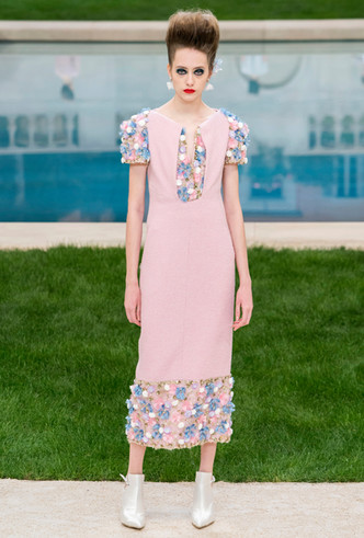 Фото №19 - Как создавалась кутюрная коллекция Chanel весна/лето 2019