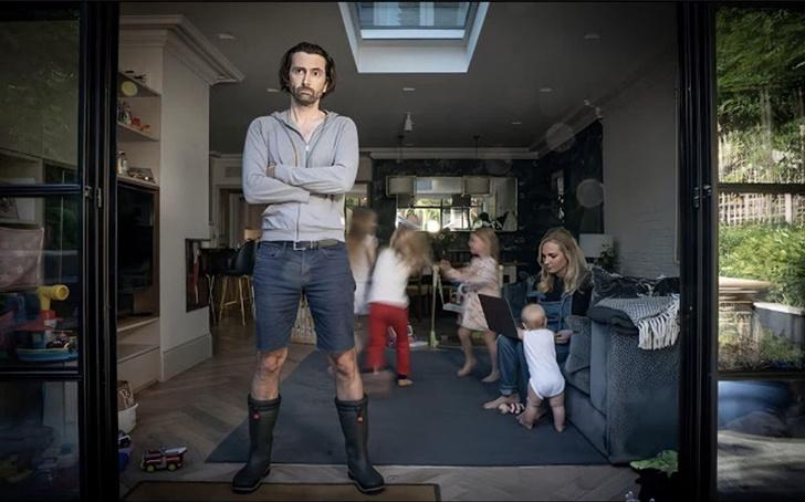 Фото №13 - Дом актера: в гостях у Дэвида Теннанта в Лондоне