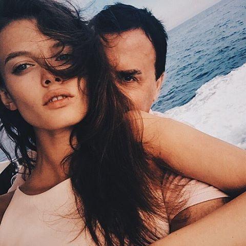 Лиза Адаменко и Валентин Иванов