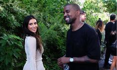 Развод отменяется Ким Кардашьян сходила на свидание с Канье Уэстом