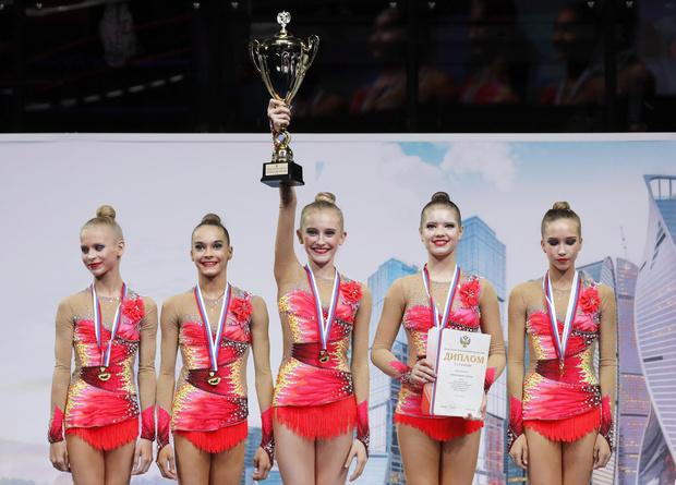 Фото №3 - Сборная РФ по гимнастике отказалась от участия в Чемпионате Европы, который пройдет в Киеве