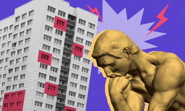Фото №1 - «Закрой за мной дверь, я ухожу»: что происходит с рынком долгосрочной аренды