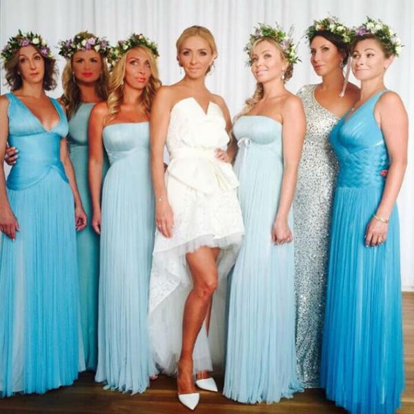 Фото №2 - Татьяна Навка и Дмитрий Песков поженились
