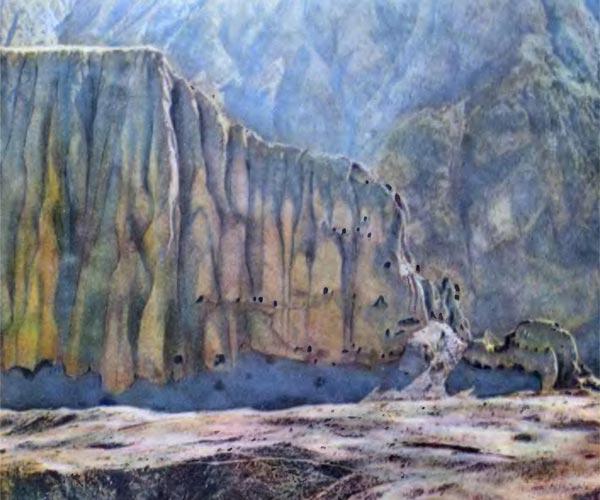 Фото №4 - Мустанг лежит в Гималаях