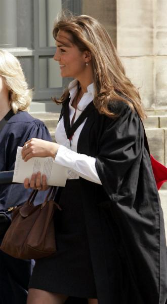 Фото №3 - Какое прозвище Кейт Миддлтон получила в университете