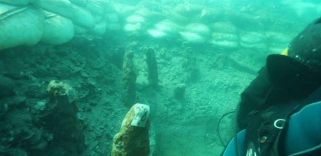 Фото №1 - У берегов Болгарии найдены руины 6000-летнего города