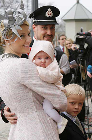 Фото №7 - Принцесса Ингрид Александра, наследница трона Норвегии: история в фотографиях