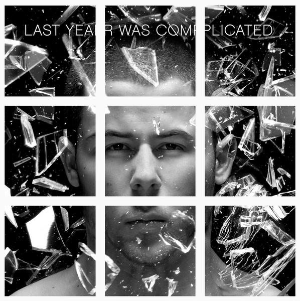Фото №1 - Новый трек и обложка альбома Ника Джонаса